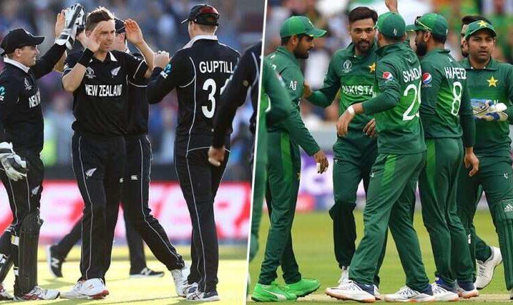 Pakistan or New Zealand