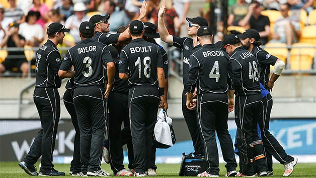 NZ Cricket Team