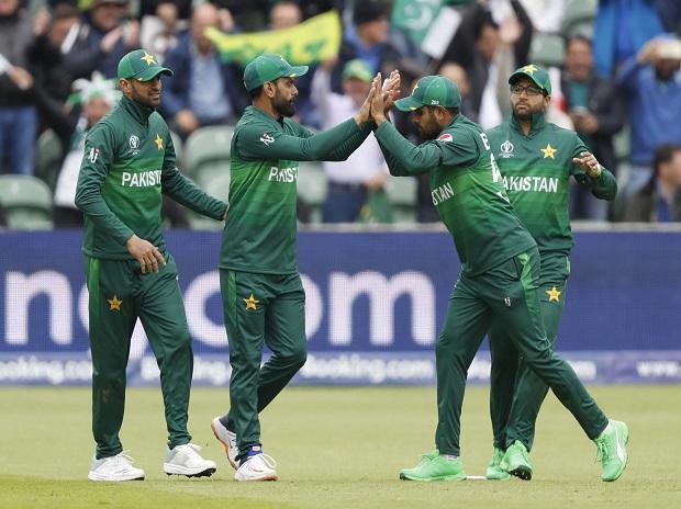 Pakistan CWC19