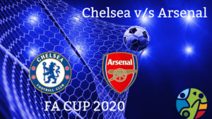 Chelse vs Arsenal FA Cup Final